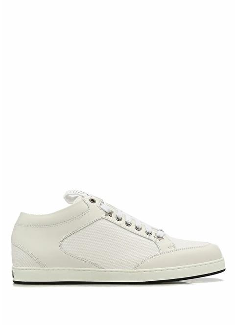 Jimmy Choo Lifestyle Ayakkabı Beyaz